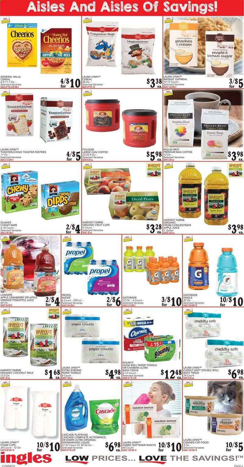 Ingles flyer 06 05 2019 - 06 11 2019 | Weekly-ads us