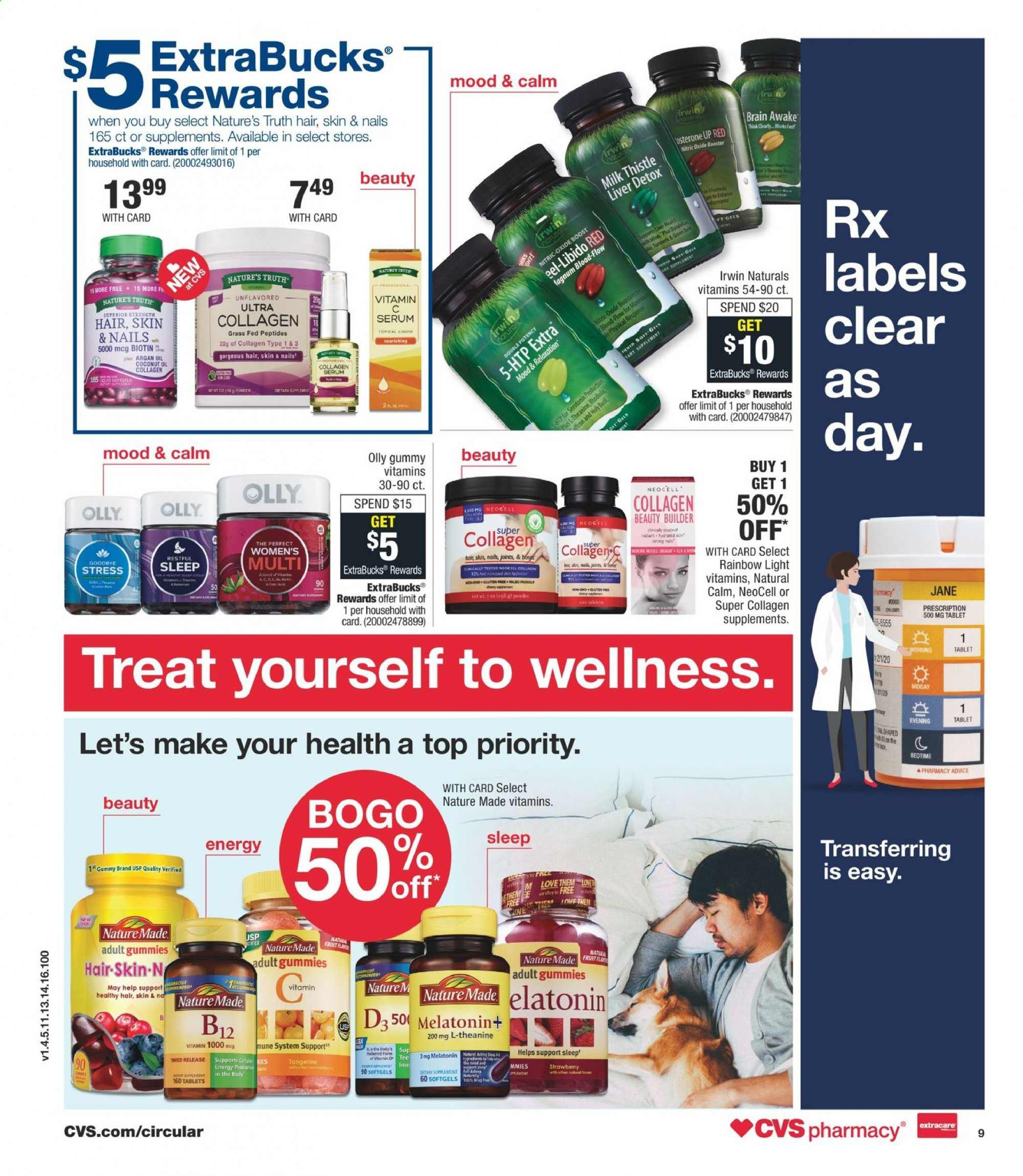 Cvs Pharmacy Flyer 06 09 2019 06 15 2019 Weekly Ads