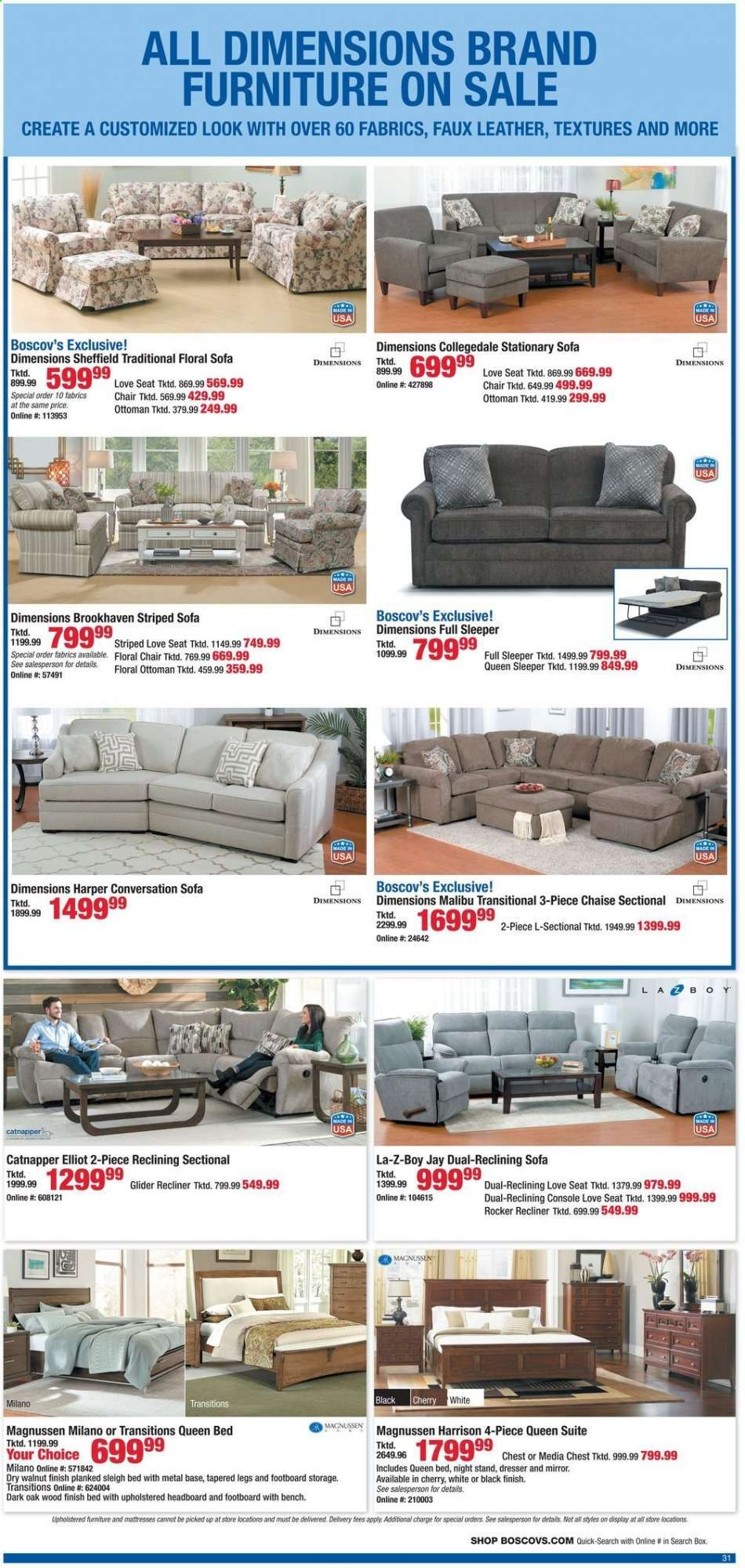 Boscov S Flyer 06 07 2019 06 16 2019 Weekly Ads Us