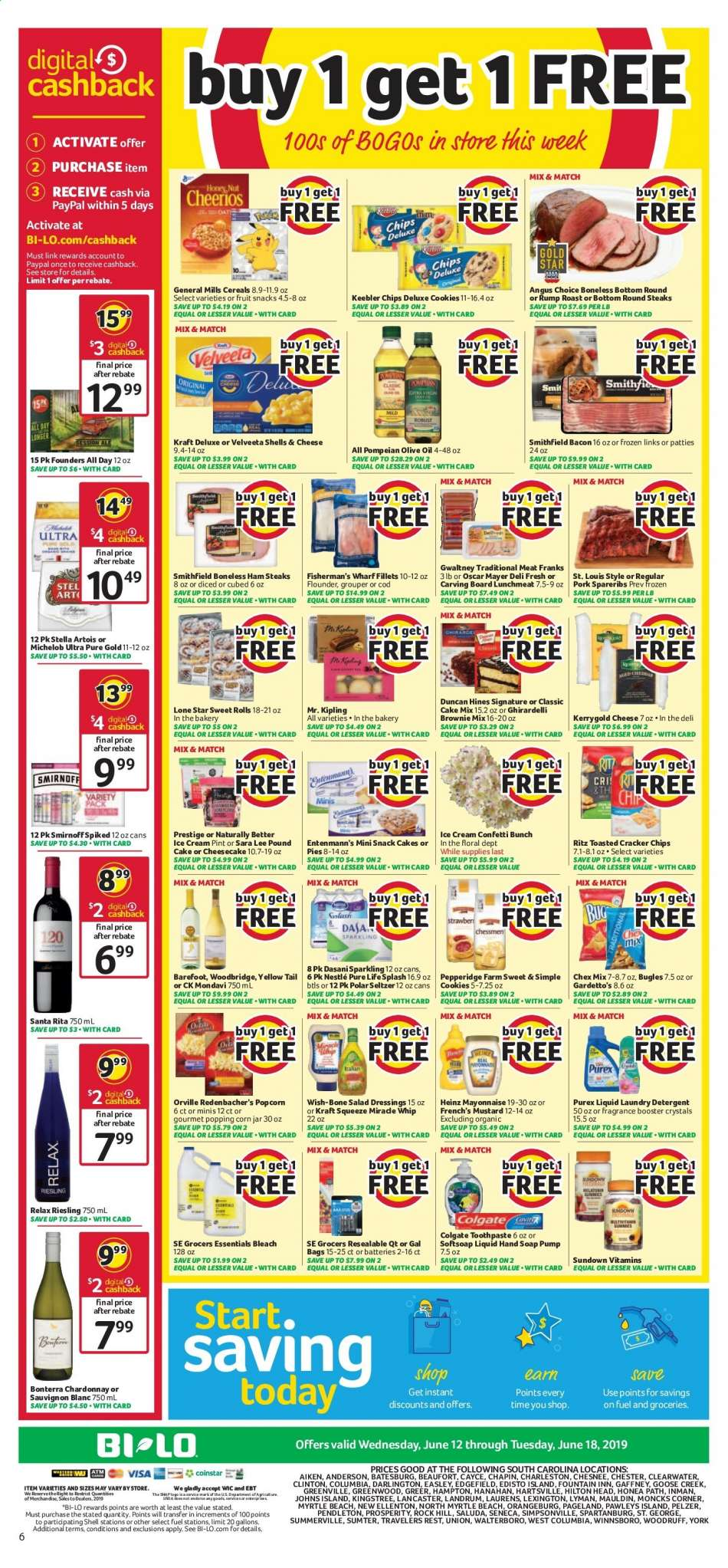 BI-LO flyer 06 12 2019 - 06 18 2019 | Weekly-ads us
