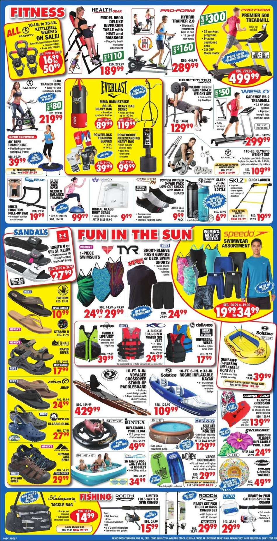 Big 5 flyer 06 13 2019 - 06 16 2019 | Weekly-ads us