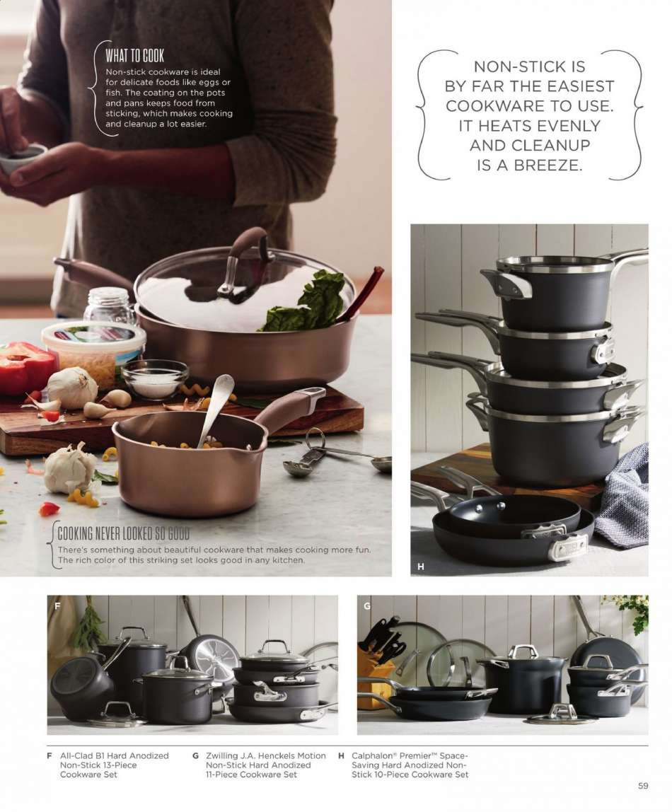 Best Non Stick Pan 2020 Bed Bath & Beyond flyer 03.09.2019   02.15.2020 | Weekly ads.us