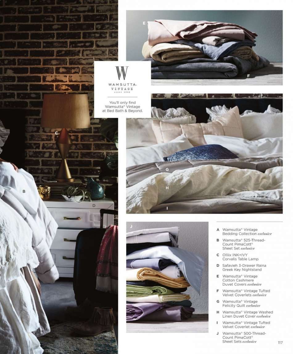 Bed Bath Beyond Flyer 03 09 2019 02 15 2020 Weekly Ads Us