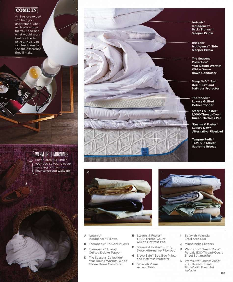 Best Down Comforter 2020 Bed Bath & Beyond flyer 03.09.2019   02.15.2020 | Weekly ads.us