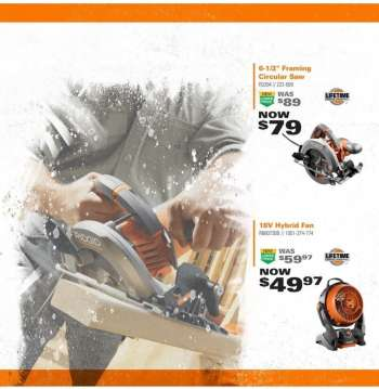 Circular Saw The Home Depot Deals Sales And Price