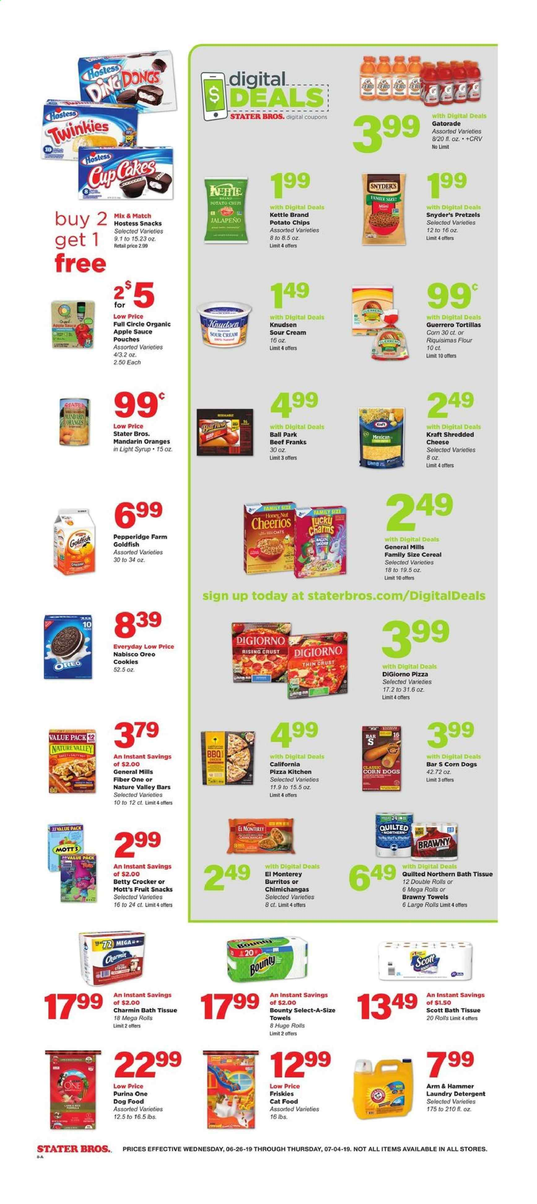 Stater Bros Flyer 06 26 2019 07 04 2019 Page 8 Weekly Ads