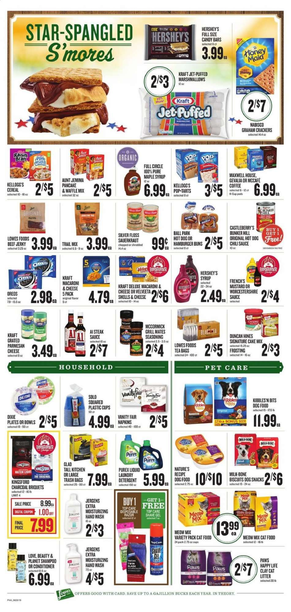 Lowes Foods flyer 06 26 2019 - 07 02 2019 | Weekly-ads us