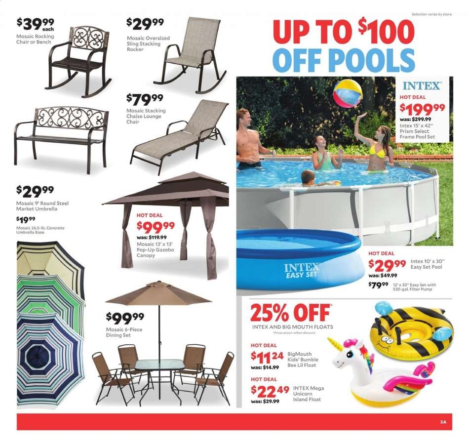 Brilliant Academy Sports Flyer 06 30 2019 07 06 2019 Weekly Ads Us Dailytribune Chair Design For Home Dailytribuneorg