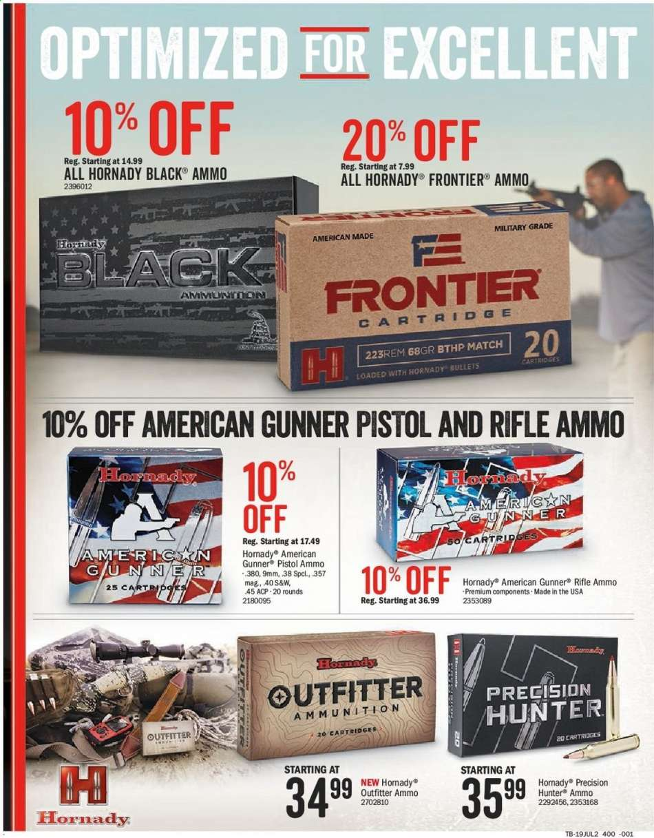 Bass Pro Shops flyer 07 05 2019 - 07 14 2019   Weekly-ads us