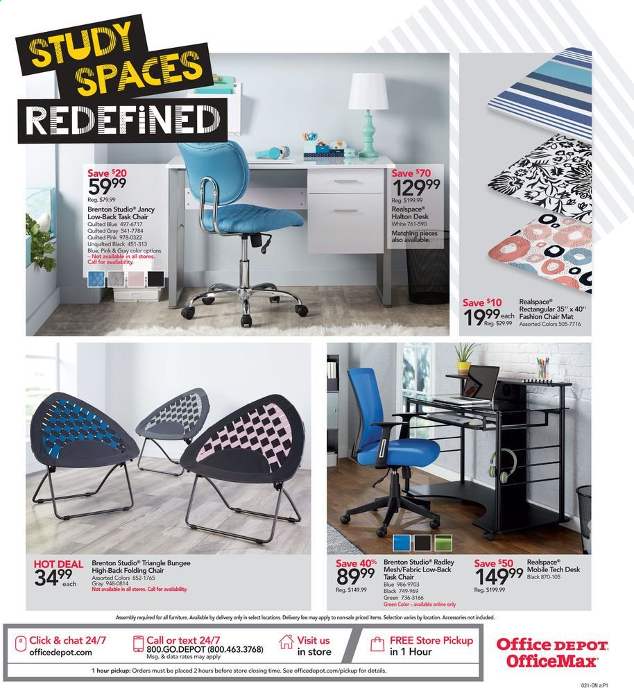 Office Depot Flyer 07 07 2019 07 13 2019 Page 21 Weekly Ads