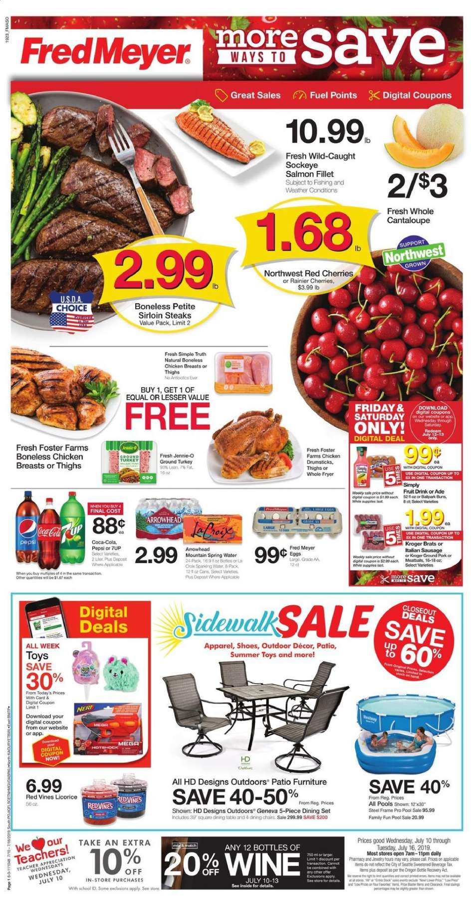 Fred Meyer flyer 07 10 2019 - 07 16 2019 | Weekly-ads us