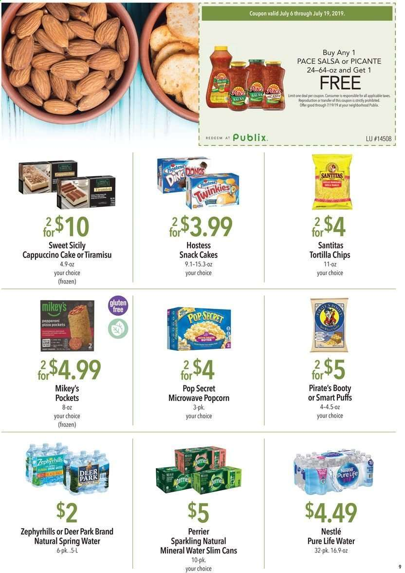Publix flyer 07 06 2019 - 07 19 2019 | Weekly-ads us