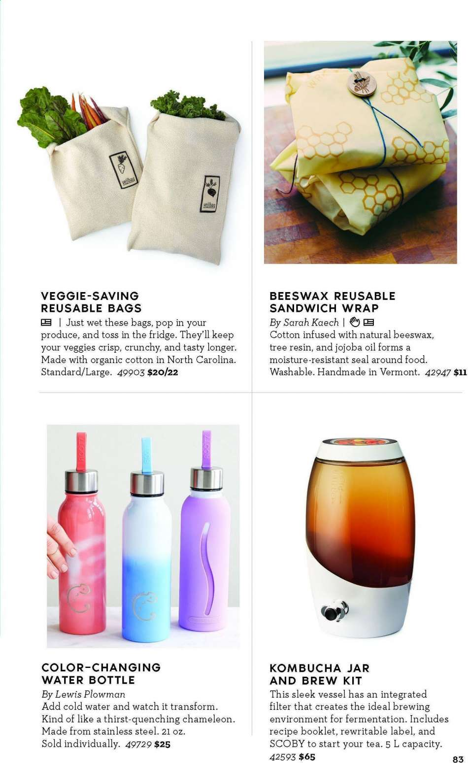Uncommon Goods flyer 07 10 2019 - 10 01 2019 | Weekly-ads us