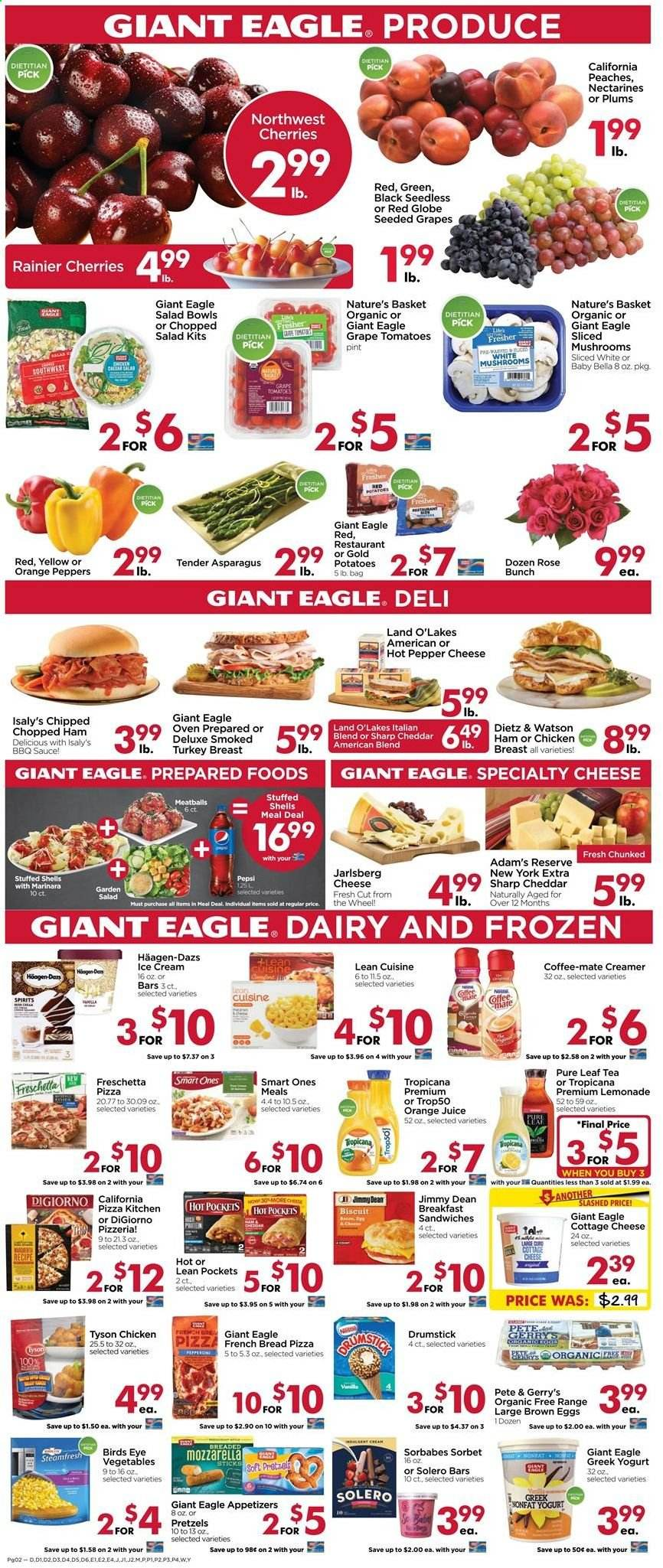 Giant Eagle Flyer  - 07.11.2019 - 07.17.2019. Page 2.