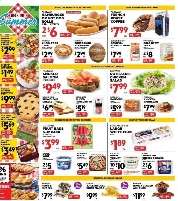 Weekly Sales Circular >> Fairway Market Flyer 07 12 2019 07 18 2019 Weekly Ads Us
