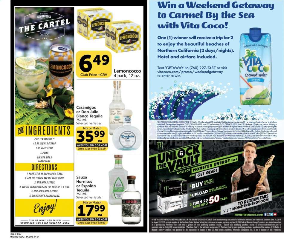 Pavilions flyer 07 03 2019 - 07 23 2019 | Weekly-ads us